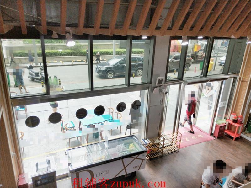 观山湖会展城5号路500平餐饮店生意转让或合作
