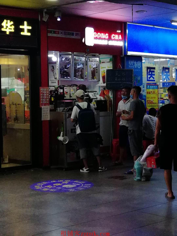 江南百货主门第一家店面空转 行业不限