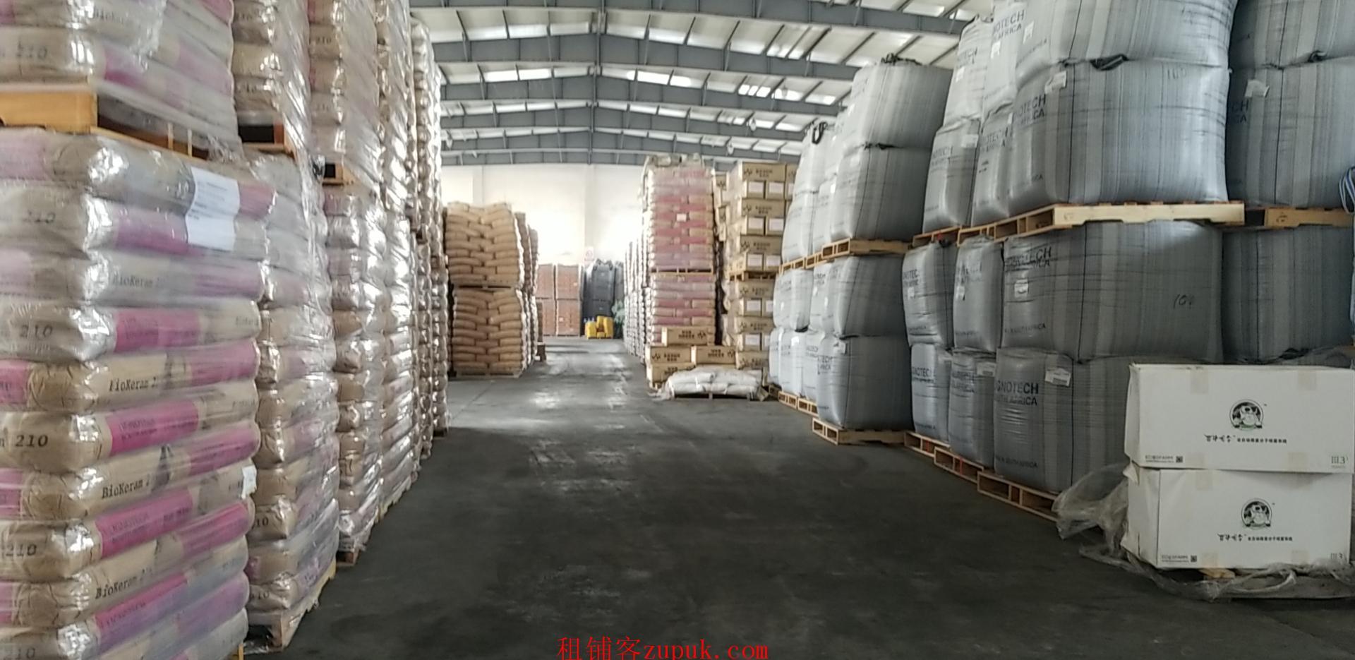 上海库房出租,仓储托管,物流配送