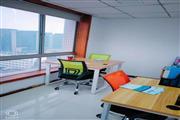 西湖区精装办公室配套成熟费用全包高层视野好实用好招人 可注册