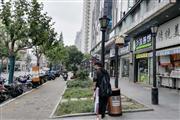 出租曹杨路沿街重餐饮小吃外卖 人流聚集 成熟商圈