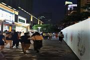 出租吴江路步行街沿街门面双展示面 靠近地铁口