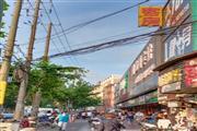 五莲菜市场沿街商铺 十字路口 水电执照齐全