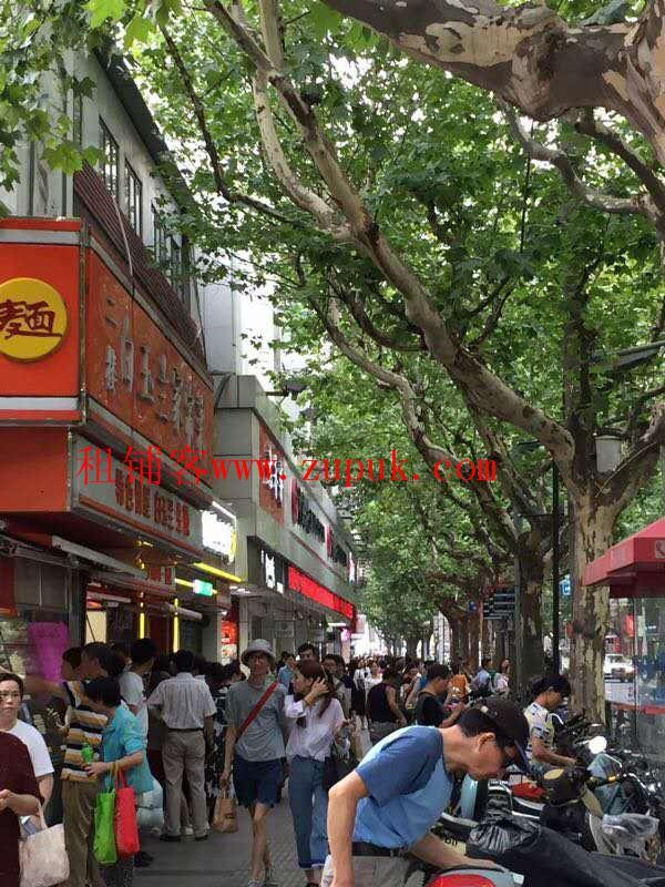 越秀法政路餐饮旺铺,沿街一楼,路口转角位,客流不断,业态不限
