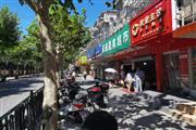 出租甘泉路沿街商铺 可做生鲜水果 轻餐饮零售业态