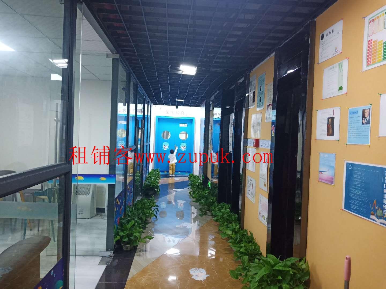 花果园国际金融街6号经营中培训机构转让或合作