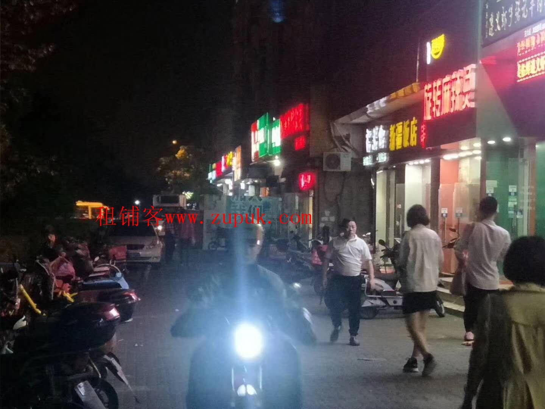 荔湾长寿路餐饮旺铺,沿街一楼,可明火,靠十字路口,客流不断!