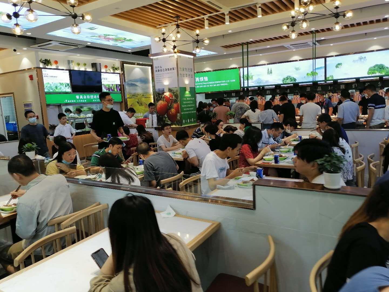 (出租)杨浦2万人湾谷科技园区美食城当铺出租