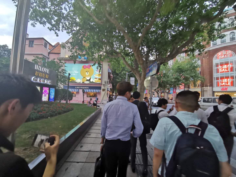 (出租)仙霞路水城路地铁站沿街旺铺