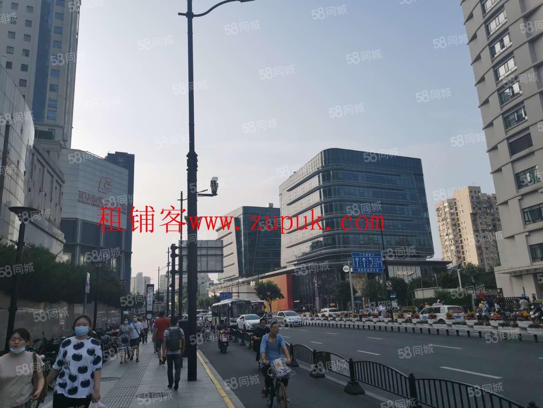(出租)直租徐家汇华山路交通大学路口商铺出租 执照齐全