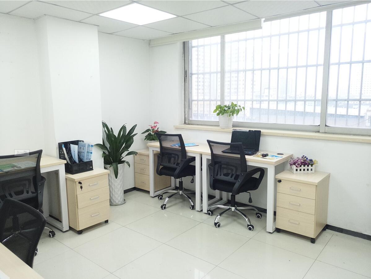 沈塘桥地铁口 水电全包/精装独立办公室家私配套送网络全包价