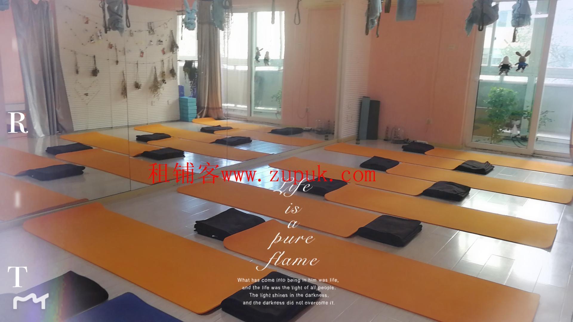 东城区  固定会员瑜伽馆  转让