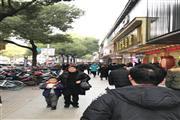 普陀长寿路临街20平餐饮旺铺适合烧烤早餐奶茶等