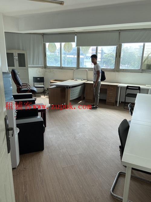 辉中路一号(太升路桥头)万宝大厦3楼40平米精装写字楼出租