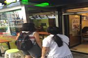 嘉禾望岗餐饮旺铺,可明火,沿街一楼,靠十字路口,客流不断!