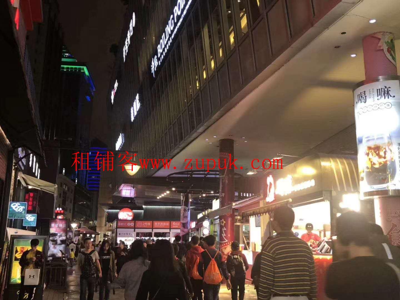 外滩中美大厦吴凇路沿街门面招商无中介费 品牌业态不限 大展示
