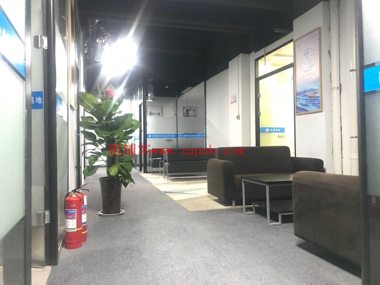 浐灞长乐坡 地铁口 办公写字楼出租 带办公用品