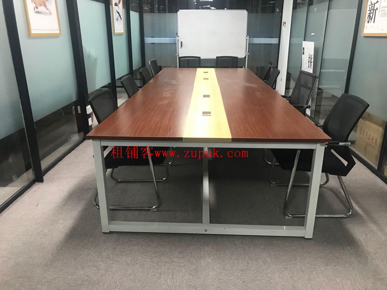 长乐坡 地铁口 众创空间 办公写字 工位出租