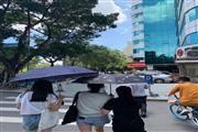 珠江新城美食城旺铺直租,可明火,0进场转让费,5万办公白领!
