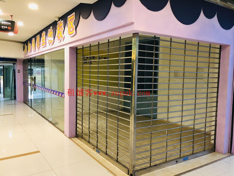 非中介,教育城2楼483平方旺铺出租,招艺术培训、教育等