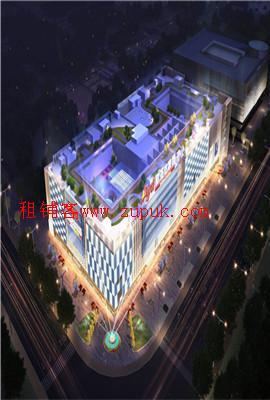 淄博市周村欧亚达成功入住给周村带来了超大发展