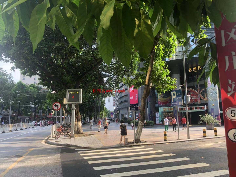 棠东中山大道西餐饮旺铺,沿街一楼,可明火,6米门宽,客流不断