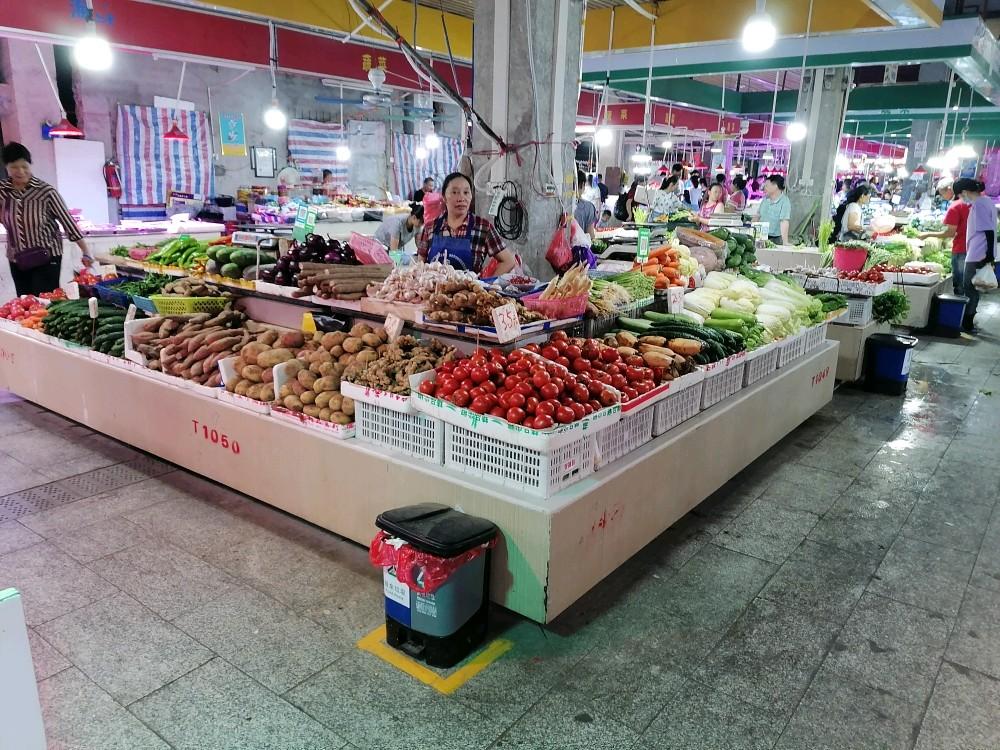 农贸市场摊位转让