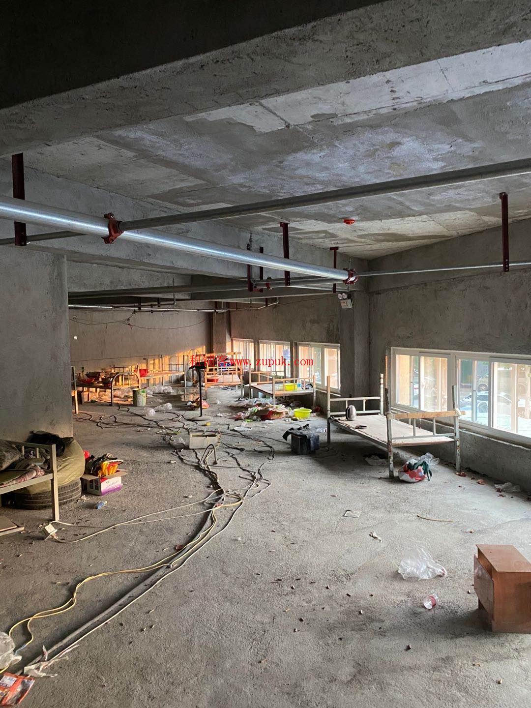 出租中原汝河路社区底商澜景114整体二楼