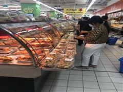 出租福田八卦岭沃尔玛超市内柜台专柜出租