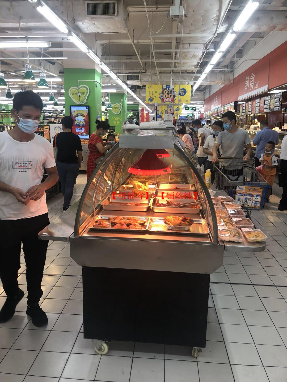[包教技术]福田区核心商圈购物中心熟食档口旺铺个人低价转