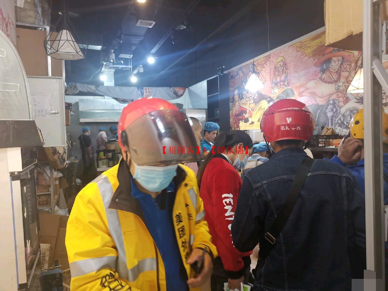 观山湖会展城6号路火爆品牌外卖店生意转让