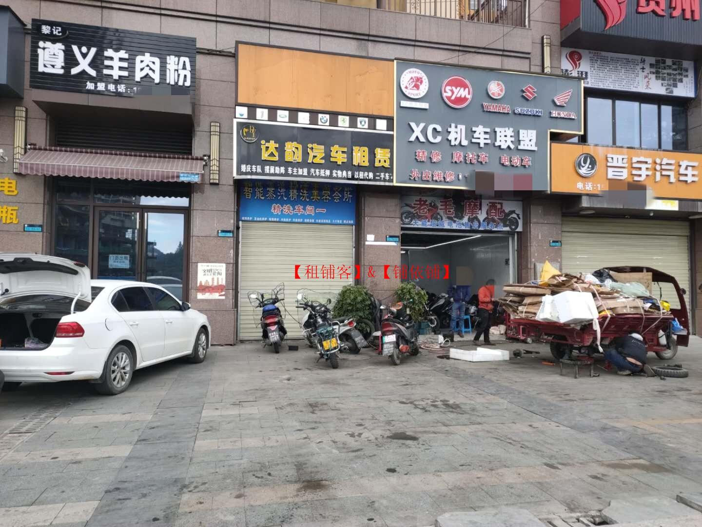 未来方舟C2组团临街门面房东直租,可出售