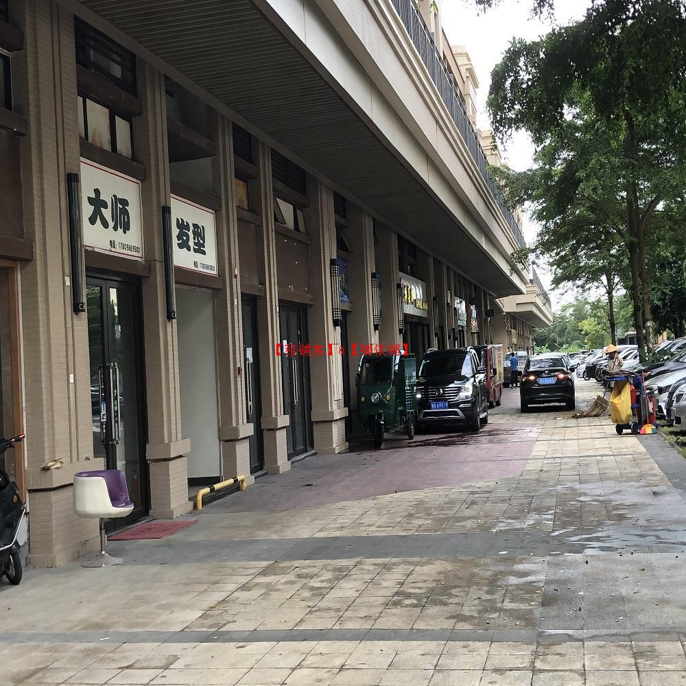 吾悦广场旁 临街旺铺 层高6米 租一得二