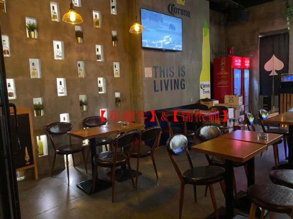 西北湖湖边盈利中特色酒吧优惠转让