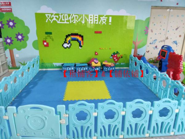 万人社区400平米儿童乐园带会员整转 (可空转)