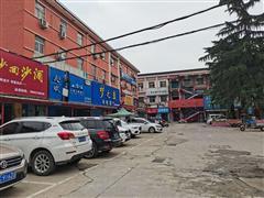 洛阳市老城区春都路商铺出租,临近街面,生意很好