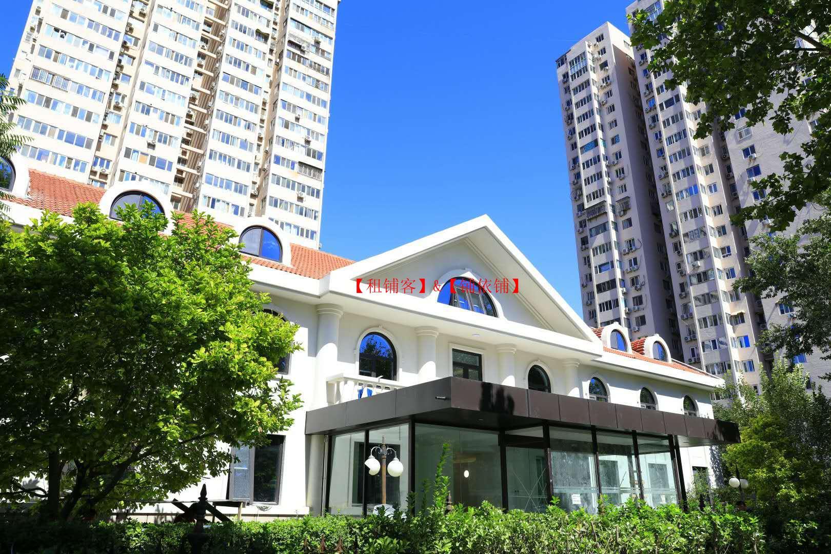 东四环办公独栋1800平米空置招租