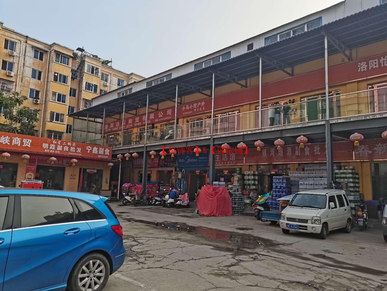 洛阳市西工区春都路商铺出租,适合任何行业,干净商铺做生意商铺