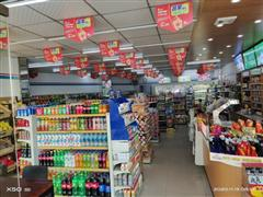 十字路口日营业额过万临街超市转让