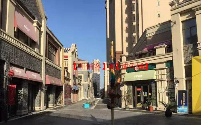 蓝光五彩城耍街一楼商铺出租