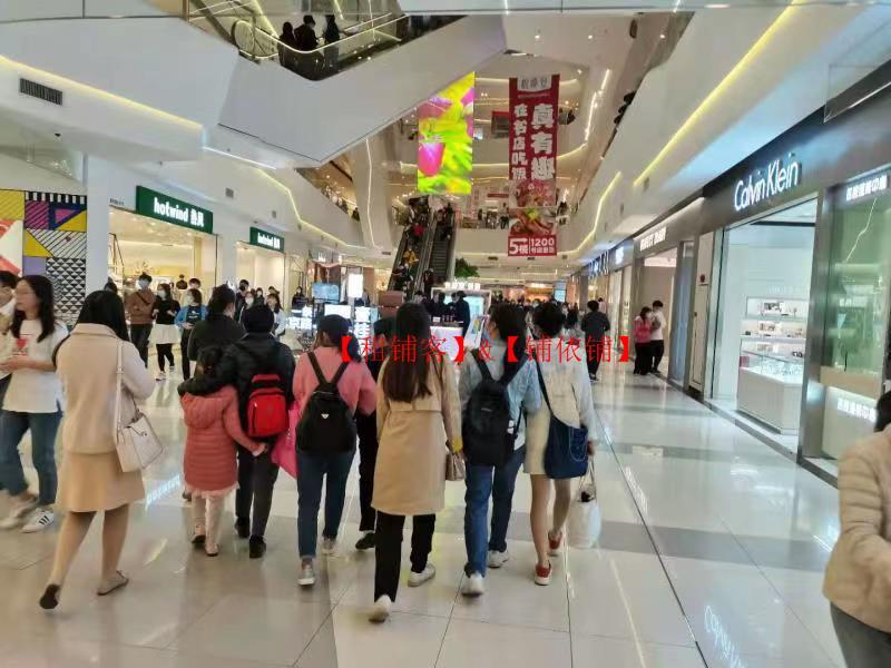 北京路商圈商场配套,网红打卡地;人流量大;业态不限