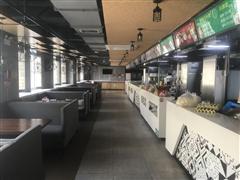 银川文化城逅街夜市餐厅档口出租