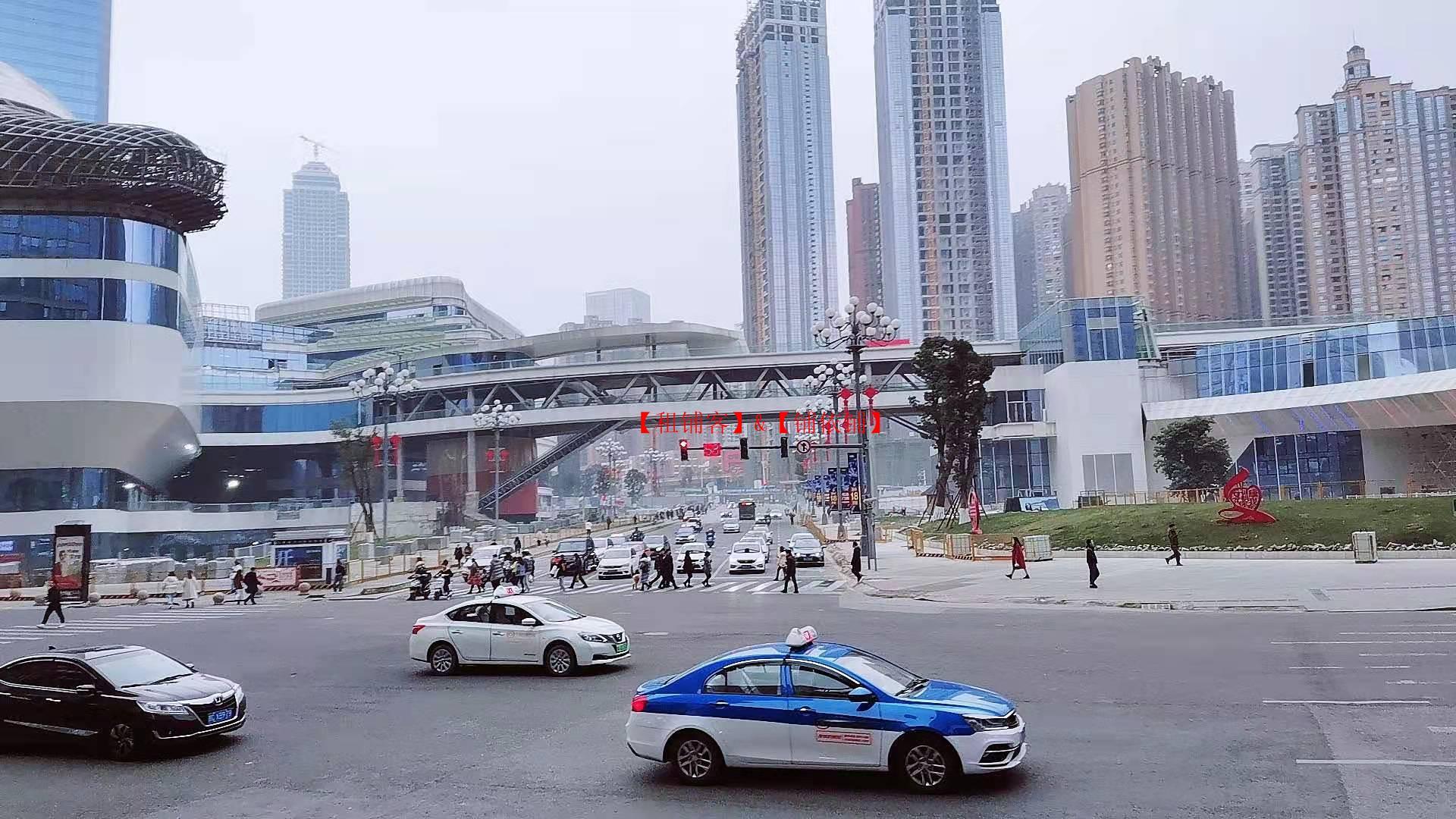花果园国际中心旁当街家纺店转让,可空转