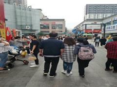 静安区广灵四路沿街旺铺 无转让费 无进场费,重餐饮业态不限!