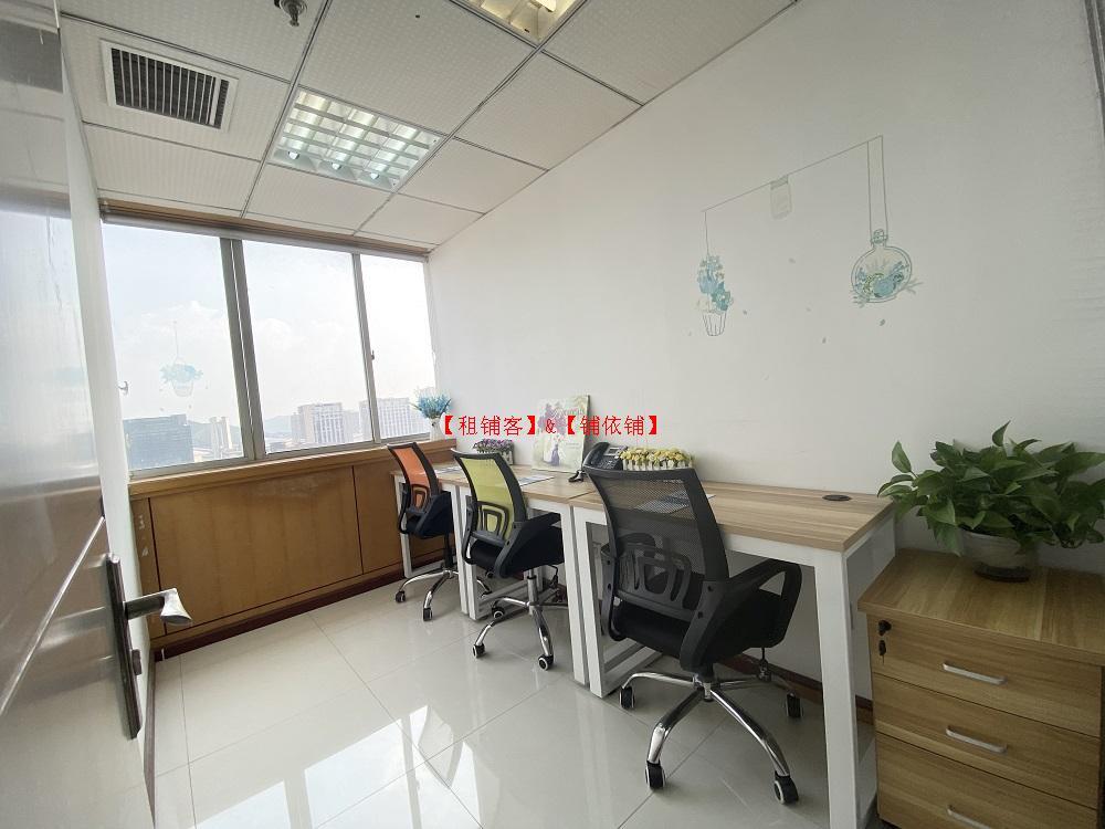 昌地火炬大厦,1千元起可注册精装办公室出租 经济实惠