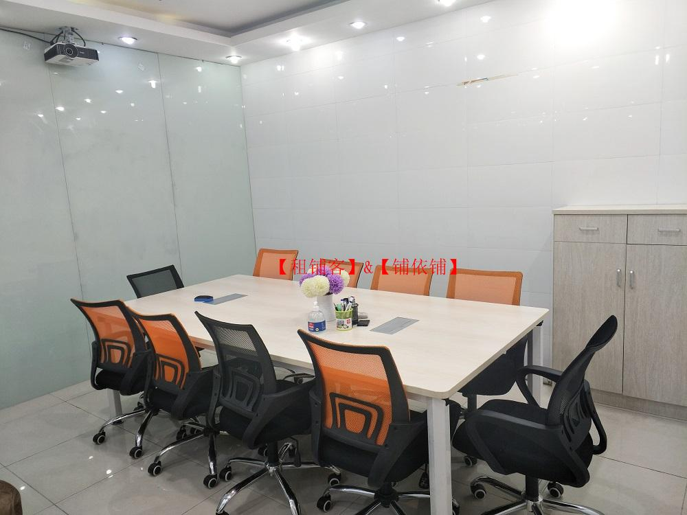 出租西湖黄龙万塘汇大厦联合办公火爆招租,办公室选的好,创业成