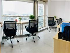 上城区5人6人精装独立办公室招租,朝南含税价3260
