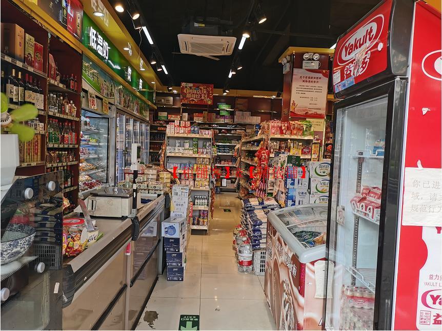 大型成熟社区日营业额七千生鲜超市转让