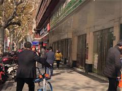 黄浦区打浦桥 沿街十字路口旺铺出租,执照齐全,餐饮业态不限!