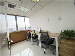 西湖区超值1千起小型办公室招租,精装独立 交通便利 可注册